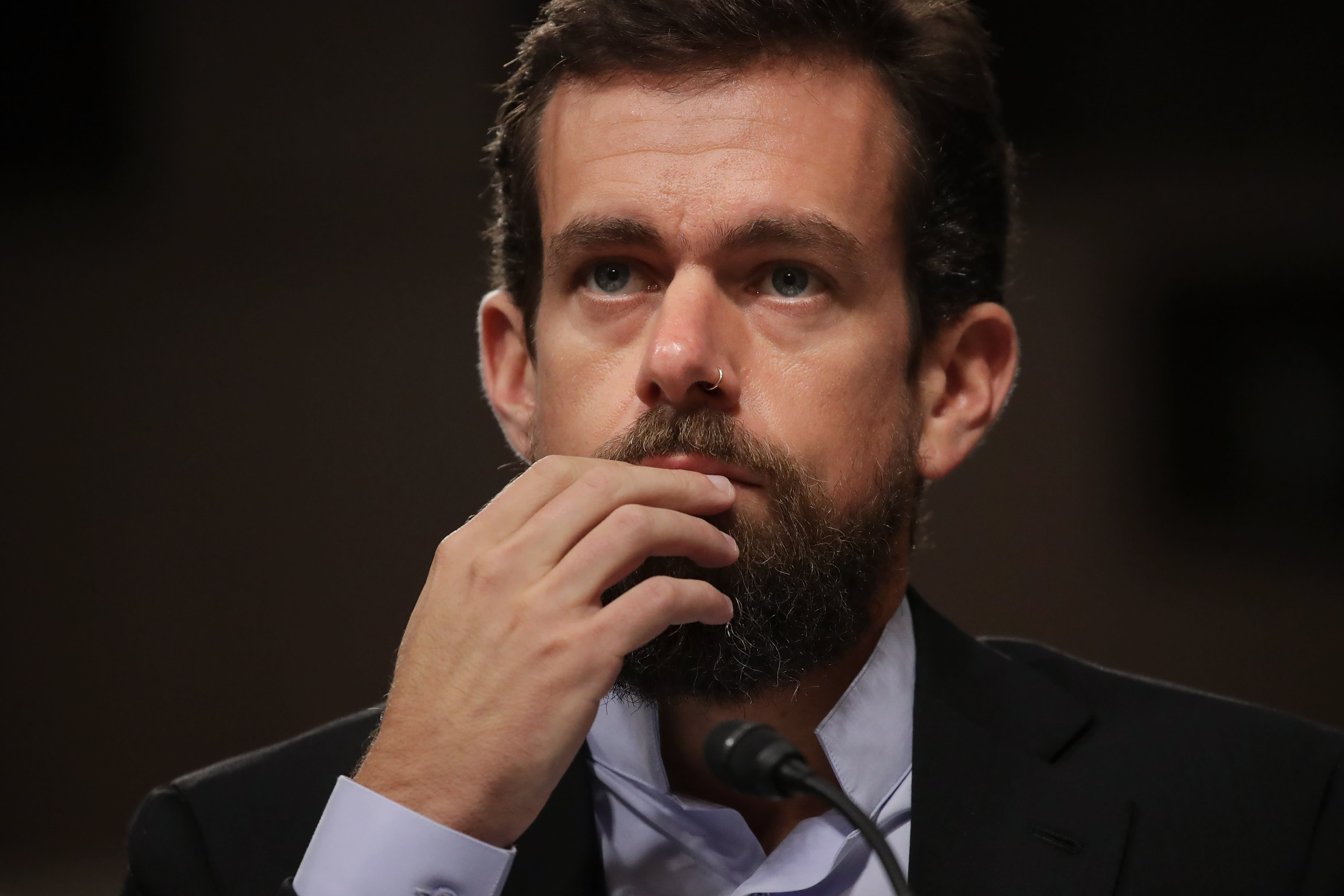 Twitter CEO stands by fact-check on Trump's tweets