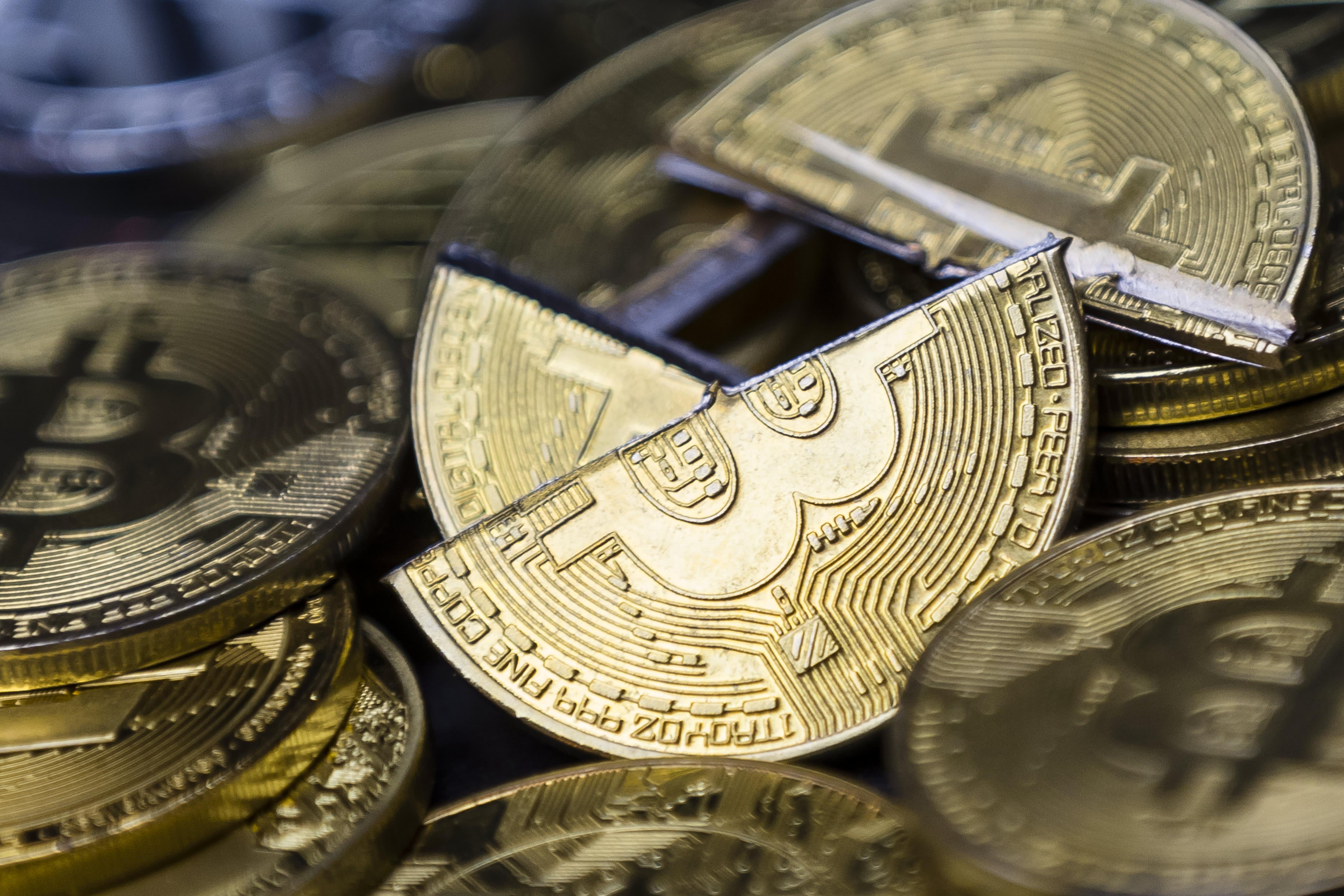 Bitcoin will go to zero': Davos talks up the future of