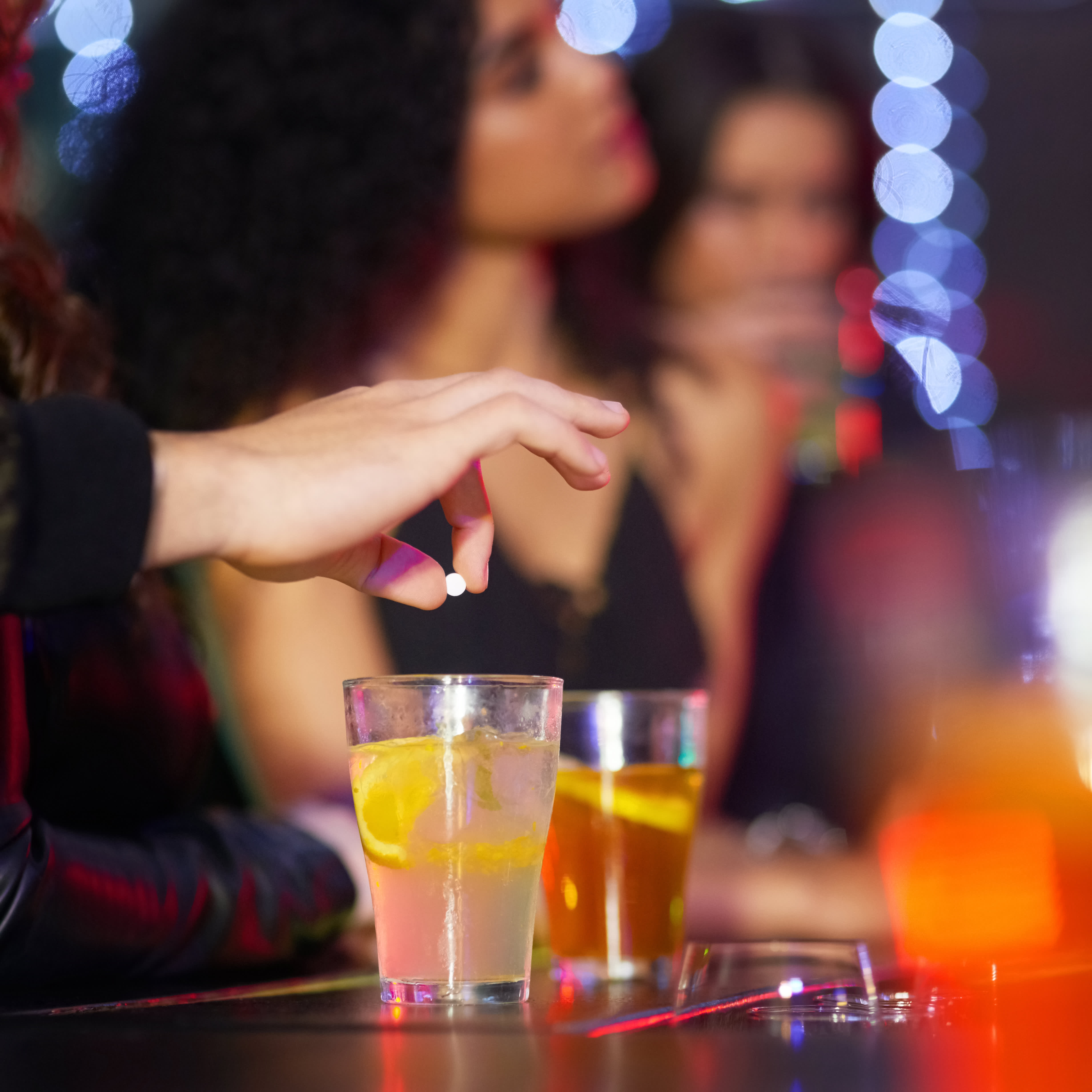 Date rape drug test allows women to discreetly check for