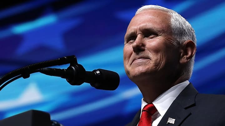 Vice President Mike Pence's New Hampshire trip was reportedly canceled to avoid meeting a suspected drug dealer
