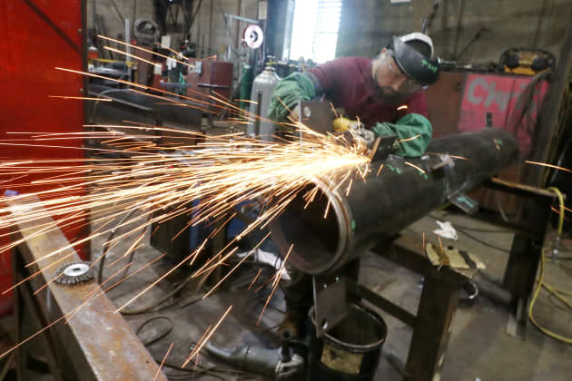 GP: Steel Manufacturing and Welding 180807