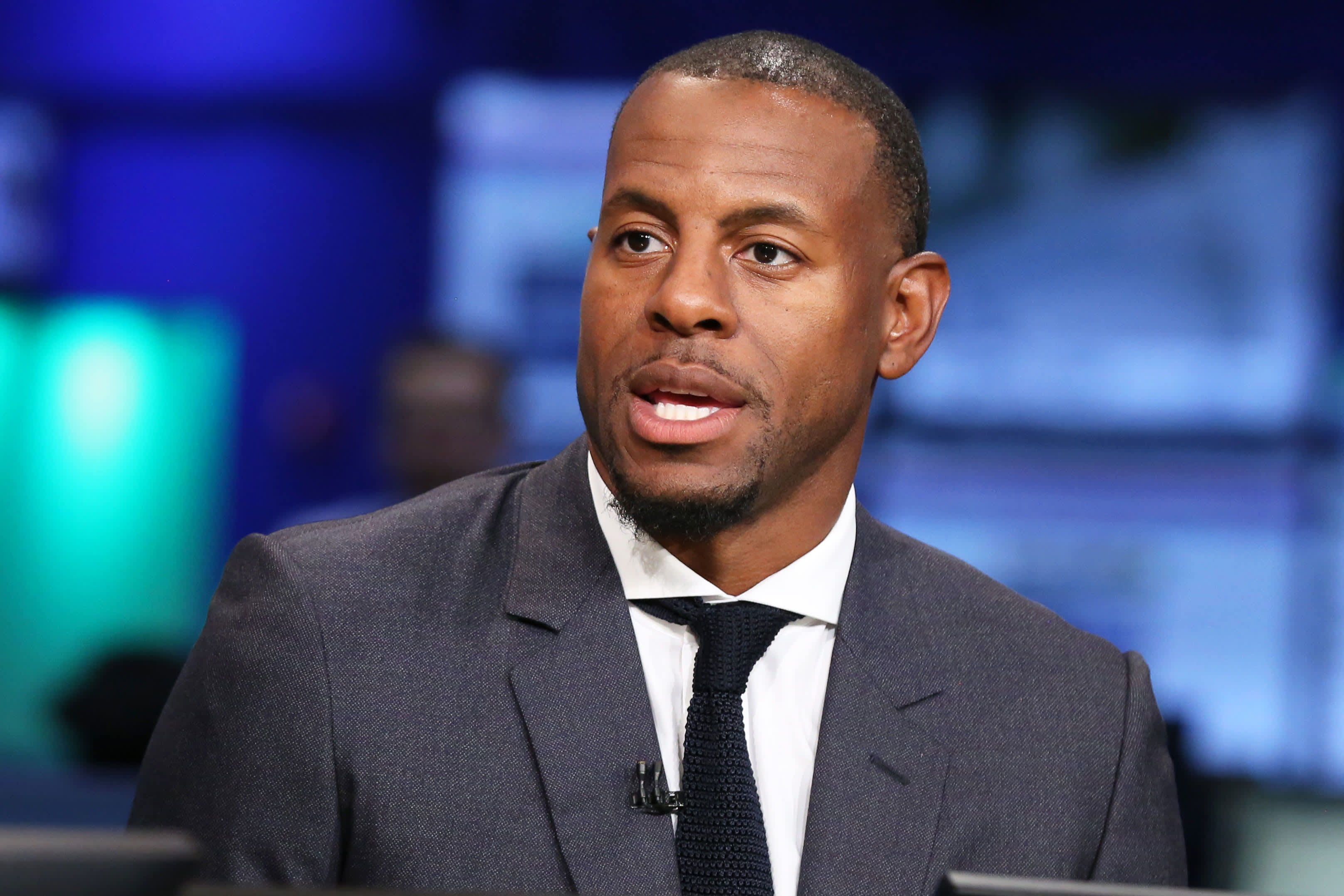 NBA champ and tech investor Andre Iguodala counts Zoom's triple since IPO as best investment