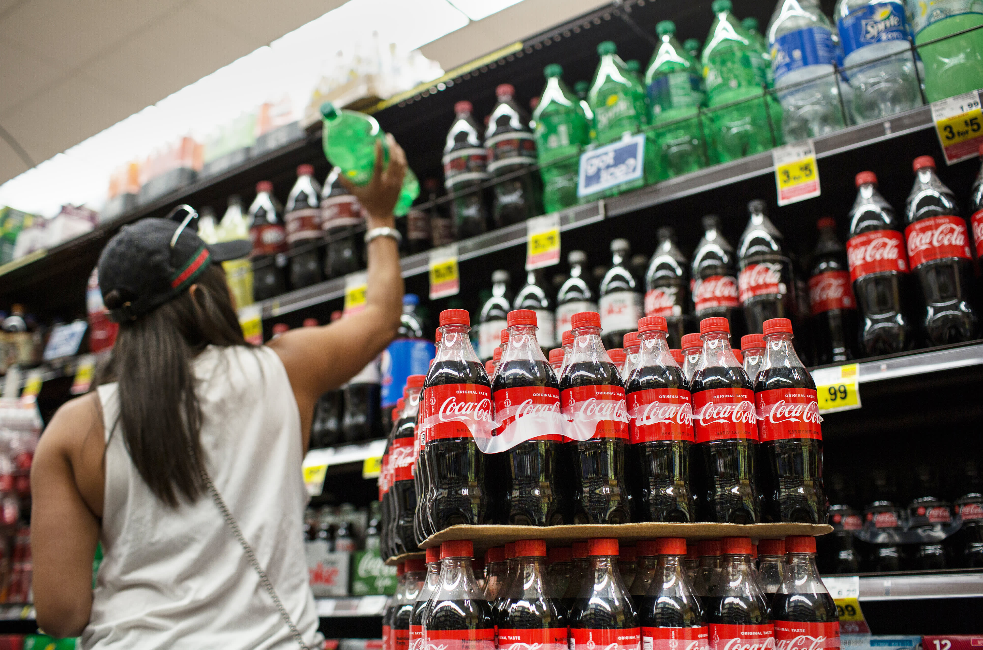 Morgan Stanley upgrades Coca-Cola to overweight: 'Coke is now our top mega-cap staples pick'