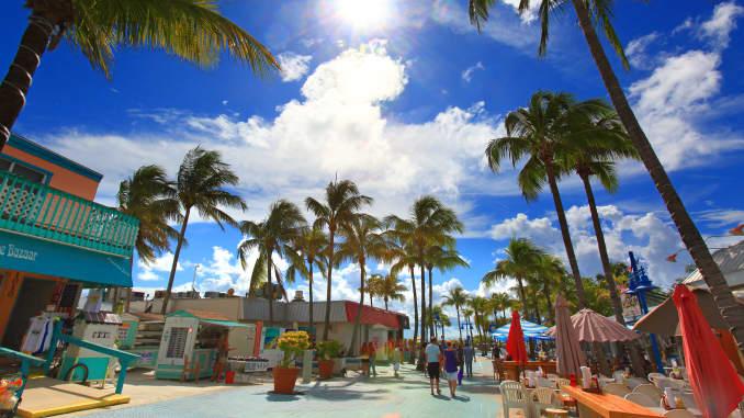 GP: Fort Myers beach Florida