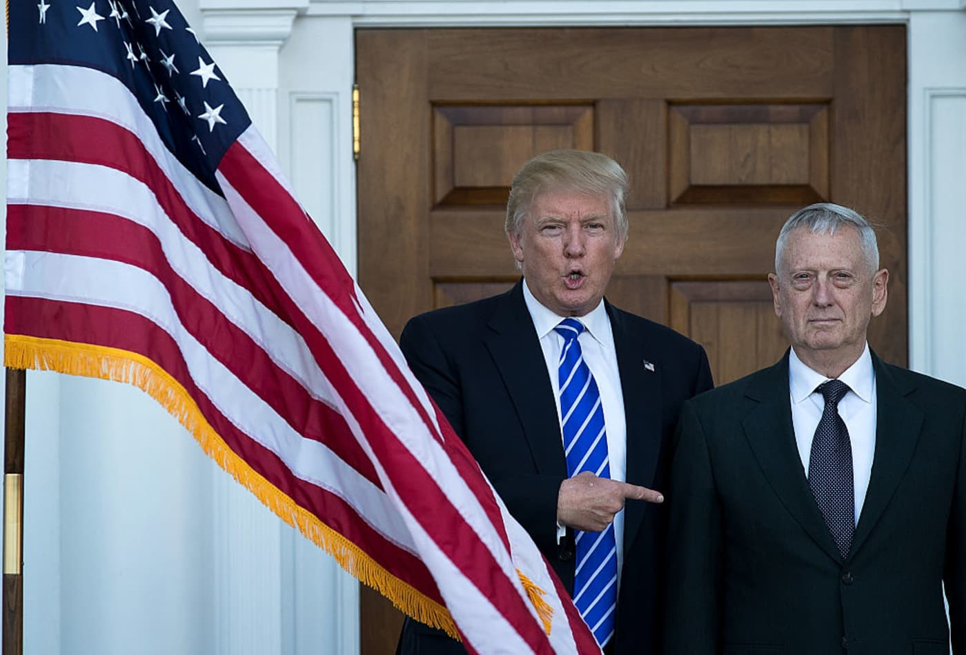 Trump told Mattis to 'screw Amazon' out of $10 billion Pentagon cloud contract, insider account claims
