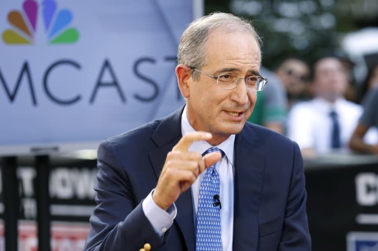 CNBC: Brian Roberts, CEO, Comcast 180906 03