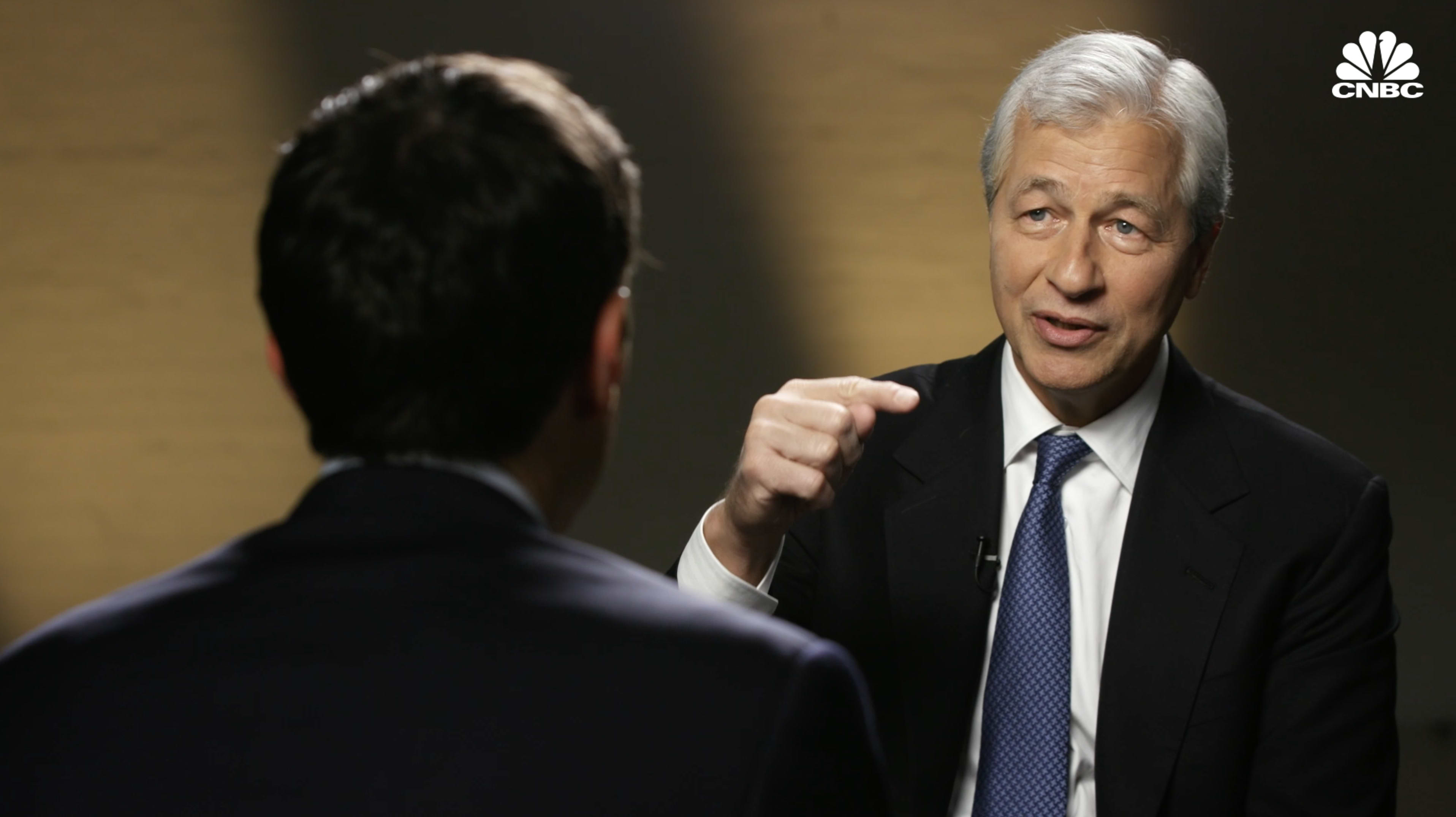 Watch CNBC's extended interview with Jamie Dimon on the 2008 financial  crisis