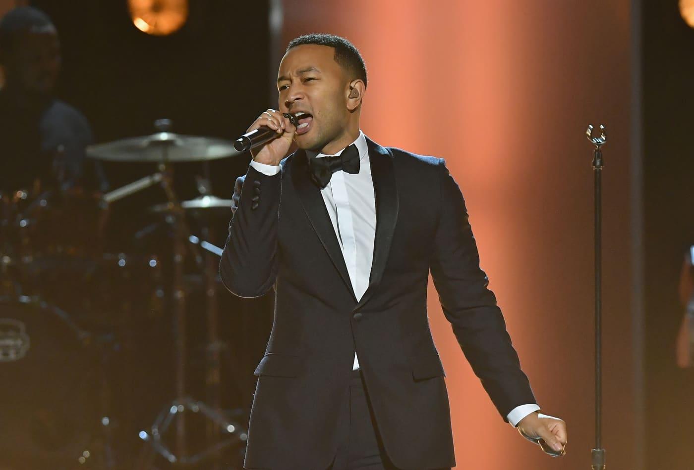 John Legend left a safe corporate job after college to