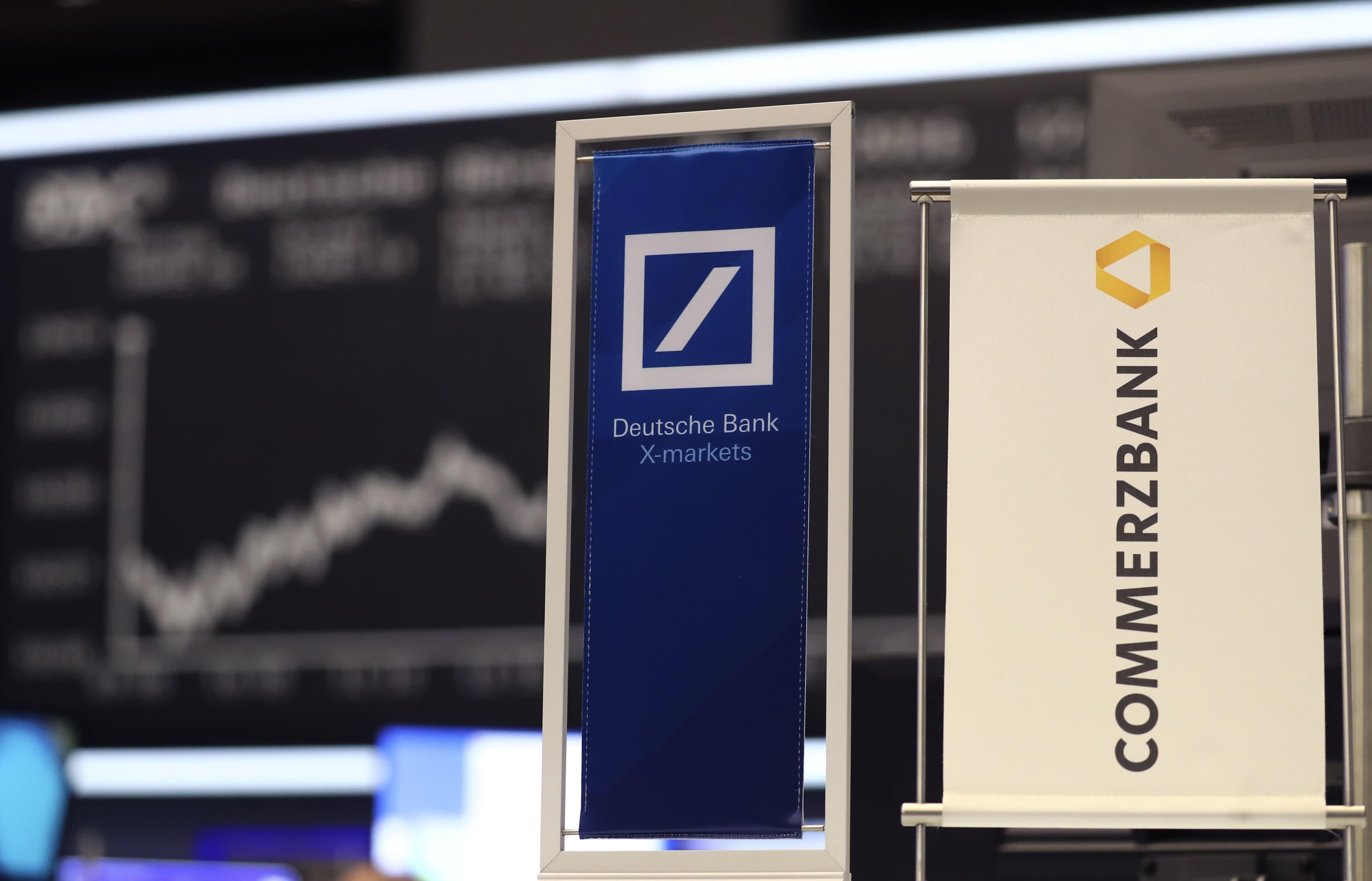 Deutsche Bank Merger