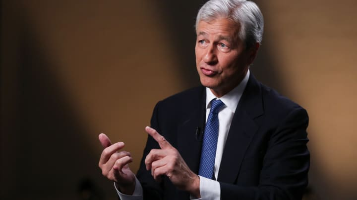 Jamie Dimon sounds off on student debt crisis: 'What we've done is a disgrace'