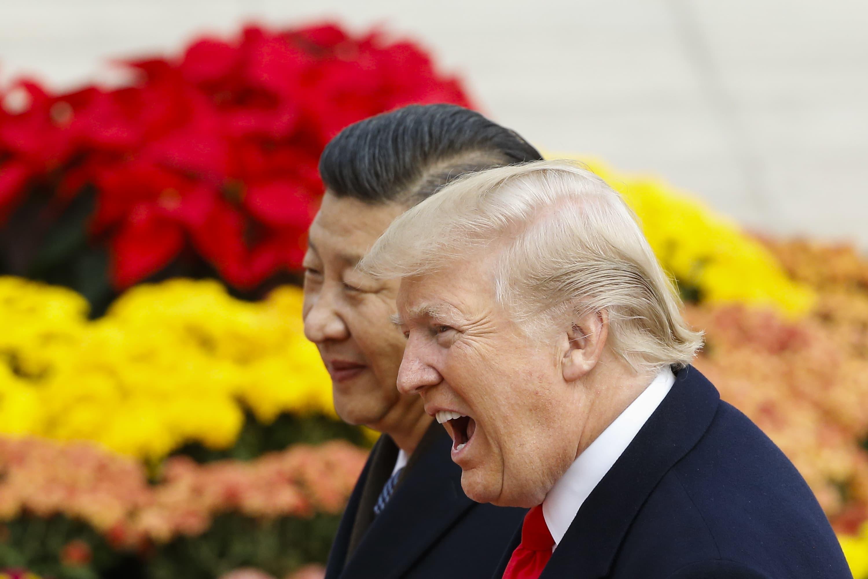 GP: President Trump President Xi Jinping: Trump Visits China