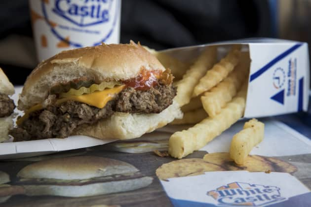 f3847cd82102 White Castle s plant-based Impossible Slider gets nationwide release