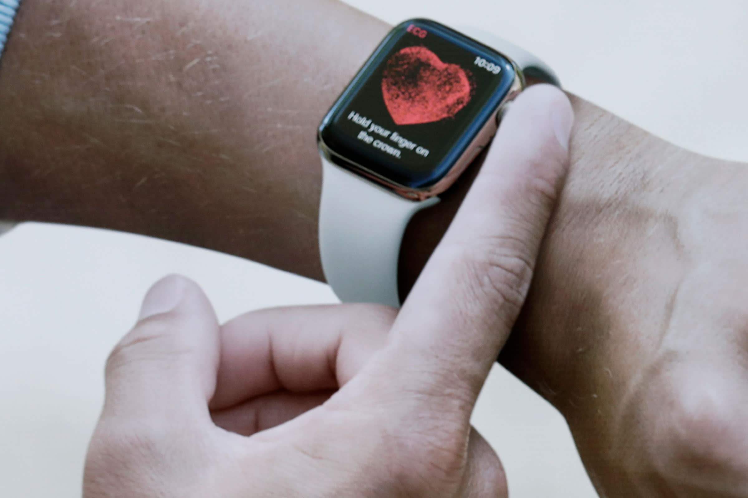 Why Apple and Johnson & Johnson's new heart study is a big deal for digital health - CNBC