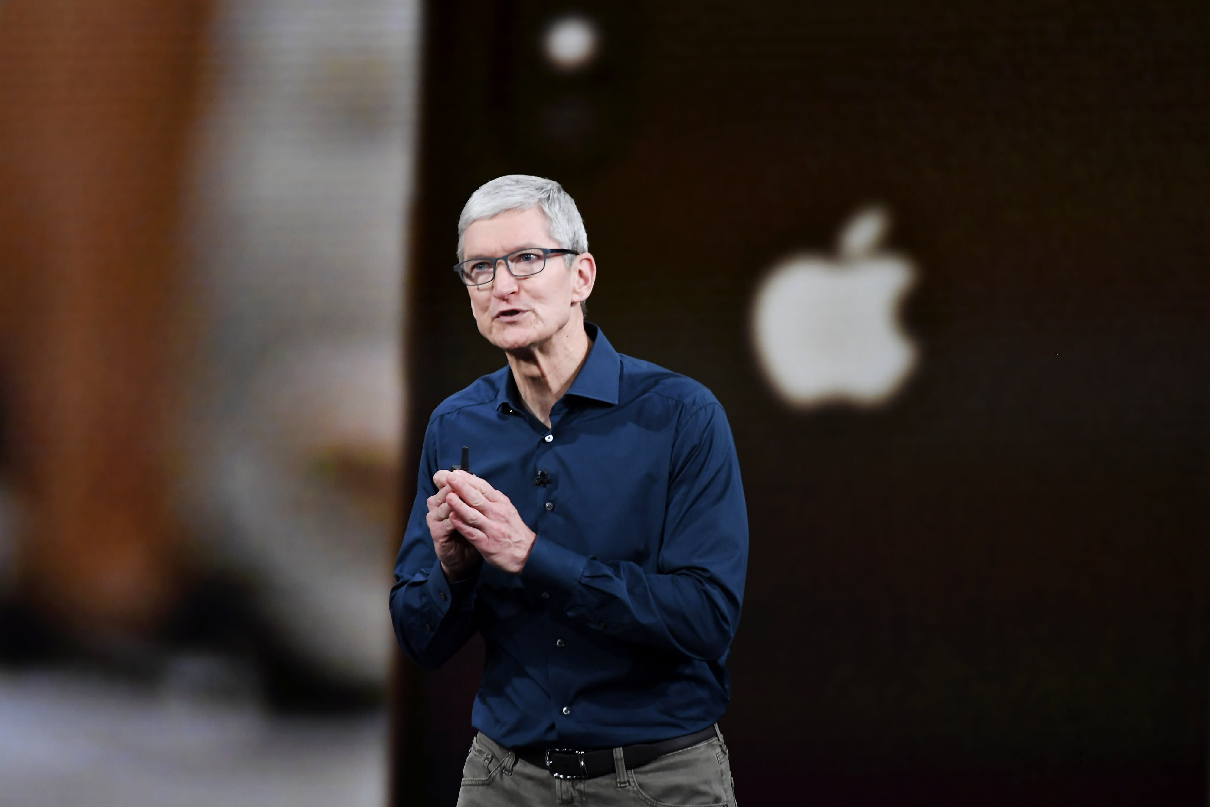 Apple CEO Tim Cook: Technology companies need to take responsibility for chaos they create
