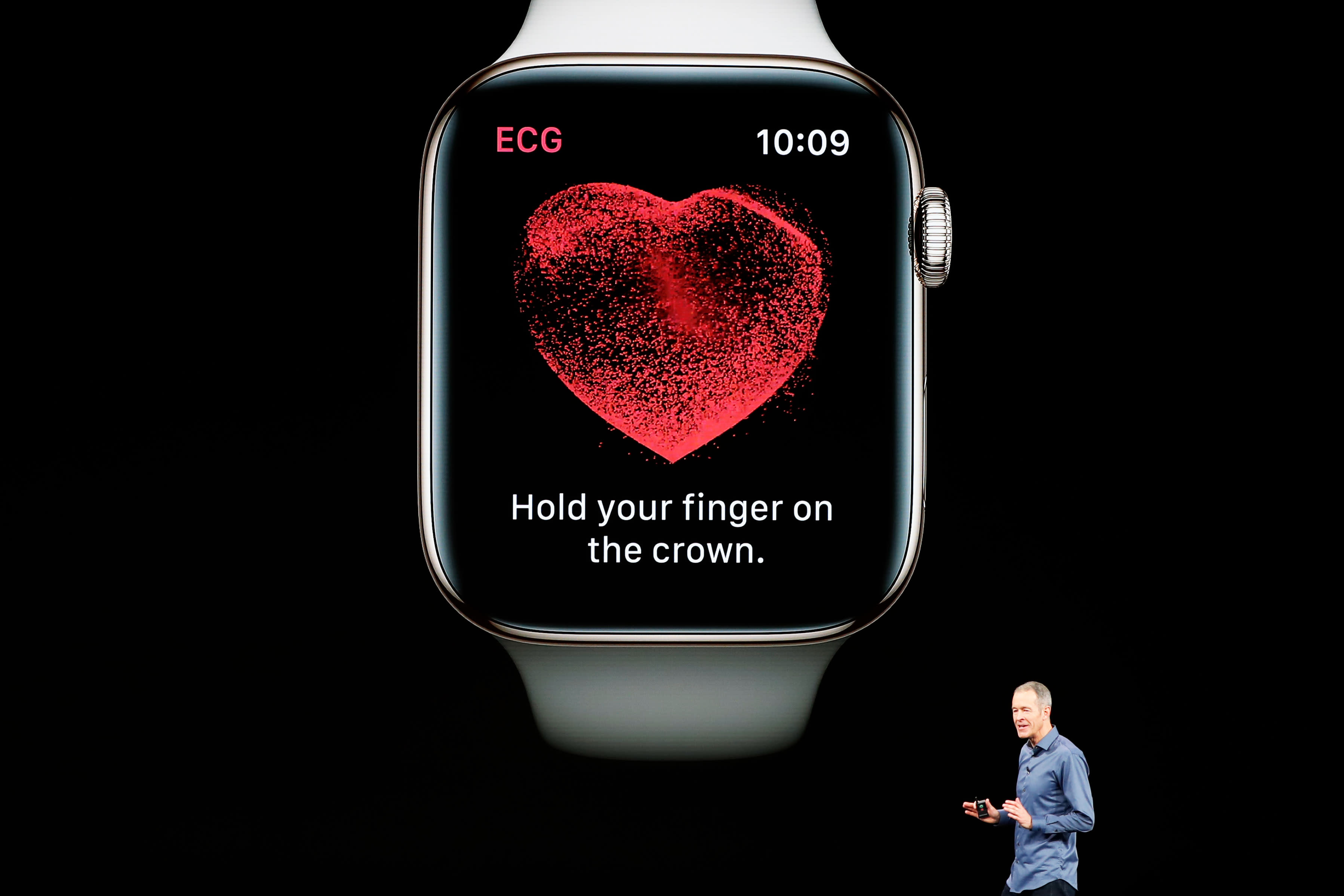 Apple, Johnson & Johnson study to predict stroke risk with Apple Watch