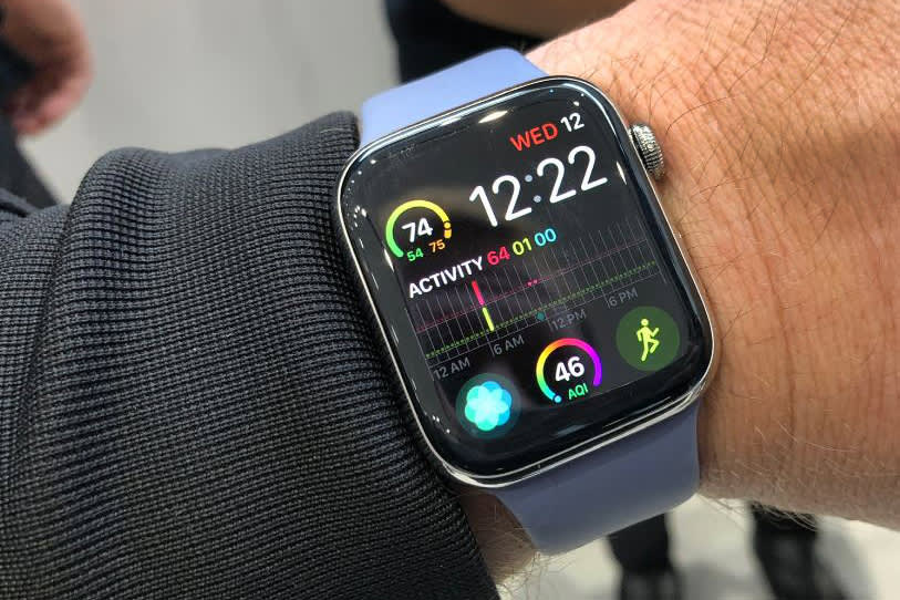 Apple Watch Series 4 DST bug crashed watches in Australia