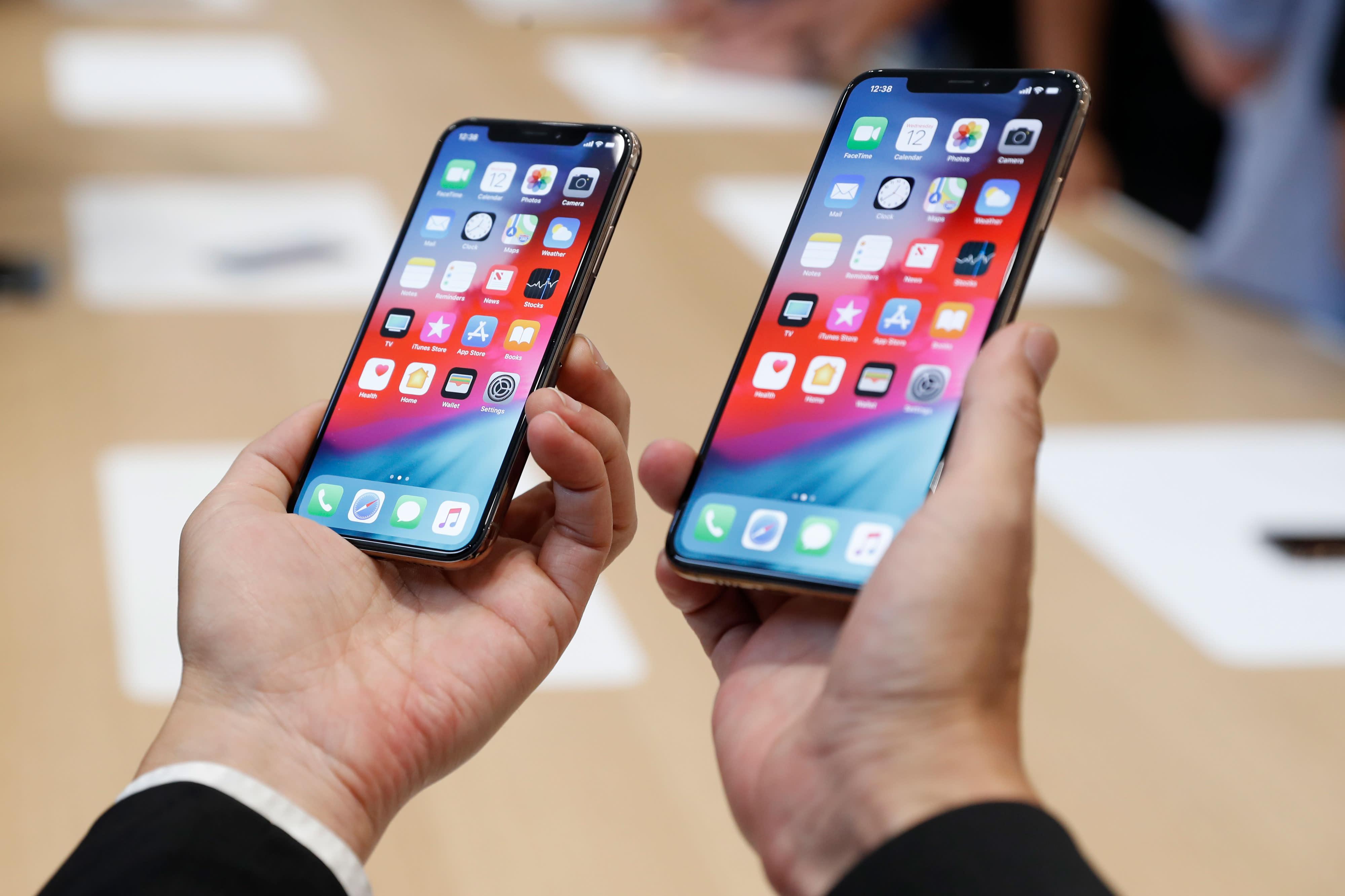 Apple announces iPhone XS, iPhone XS Max, iPhone XR: price