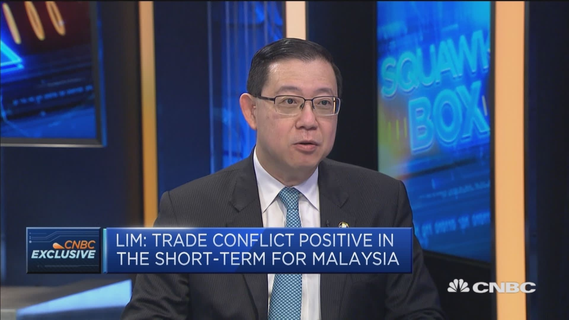 Malaysia is 'influenced' by the US-China trade war: Minister