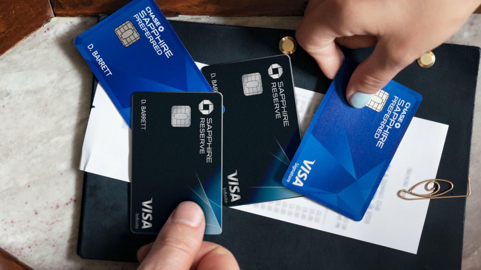 JPMorgan Chase raises fee on popular Sapphire Reserve credit card