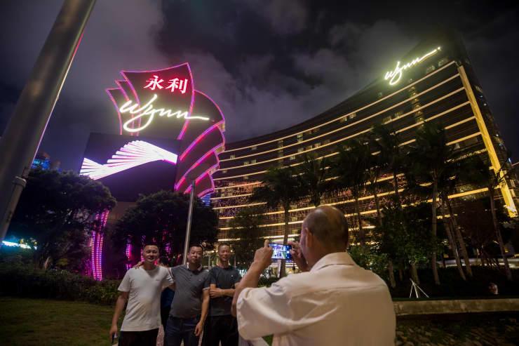 GP: Wynn Macau Casino