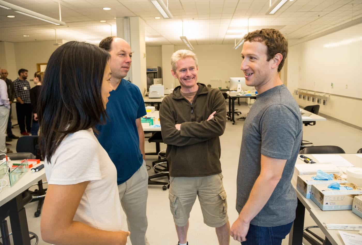 Chan Zuckerberg Initiative: What is it doing so far?
