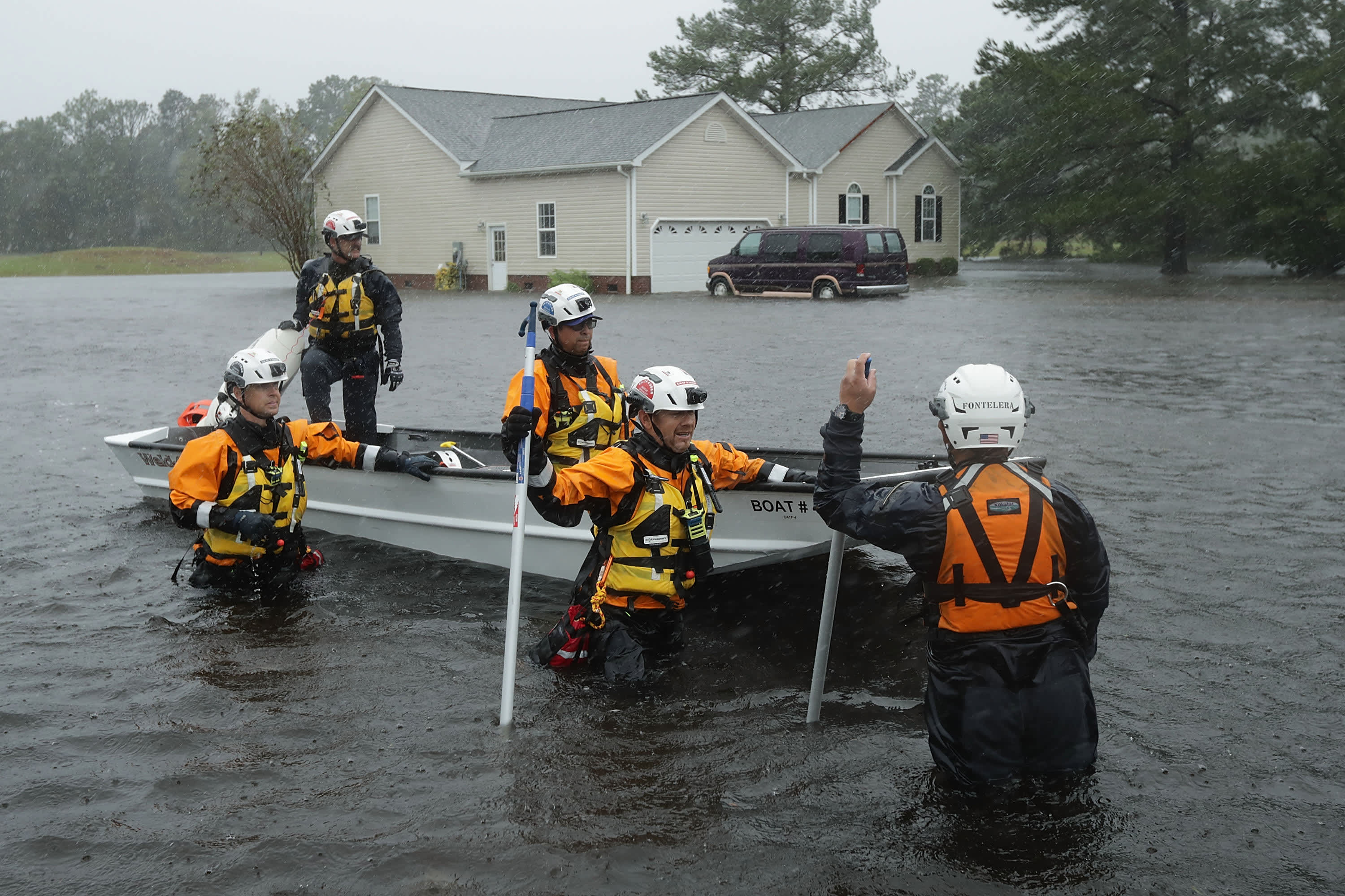 FEMA's flood insurance chief says agency ready for onslaught