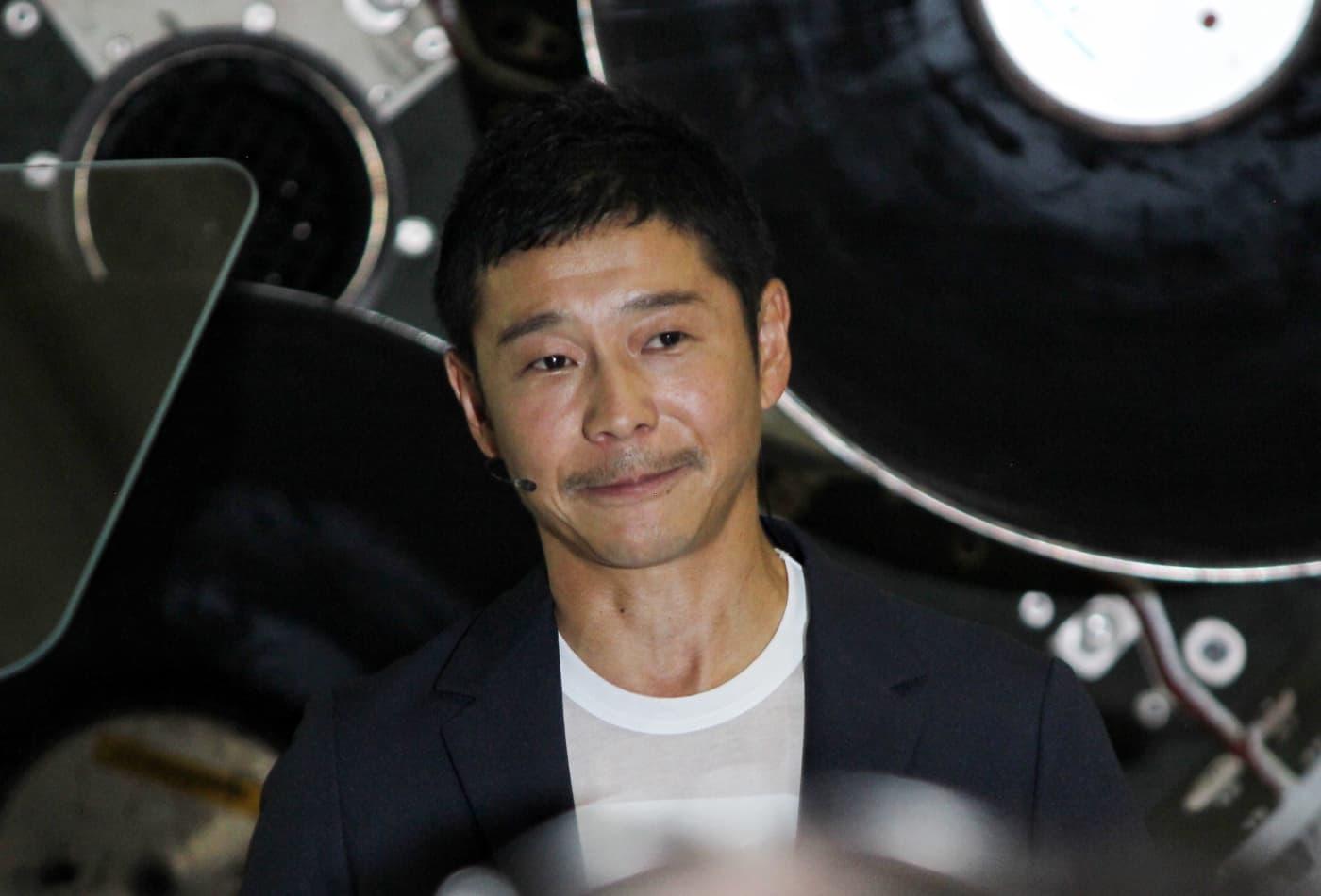 Billionaire Yusaku Maezawa launches entrepreneur competition offering to invest $91 million