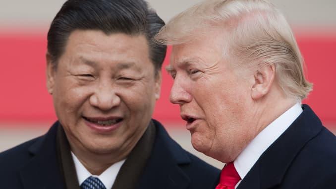 GP: Trump Xi 180919