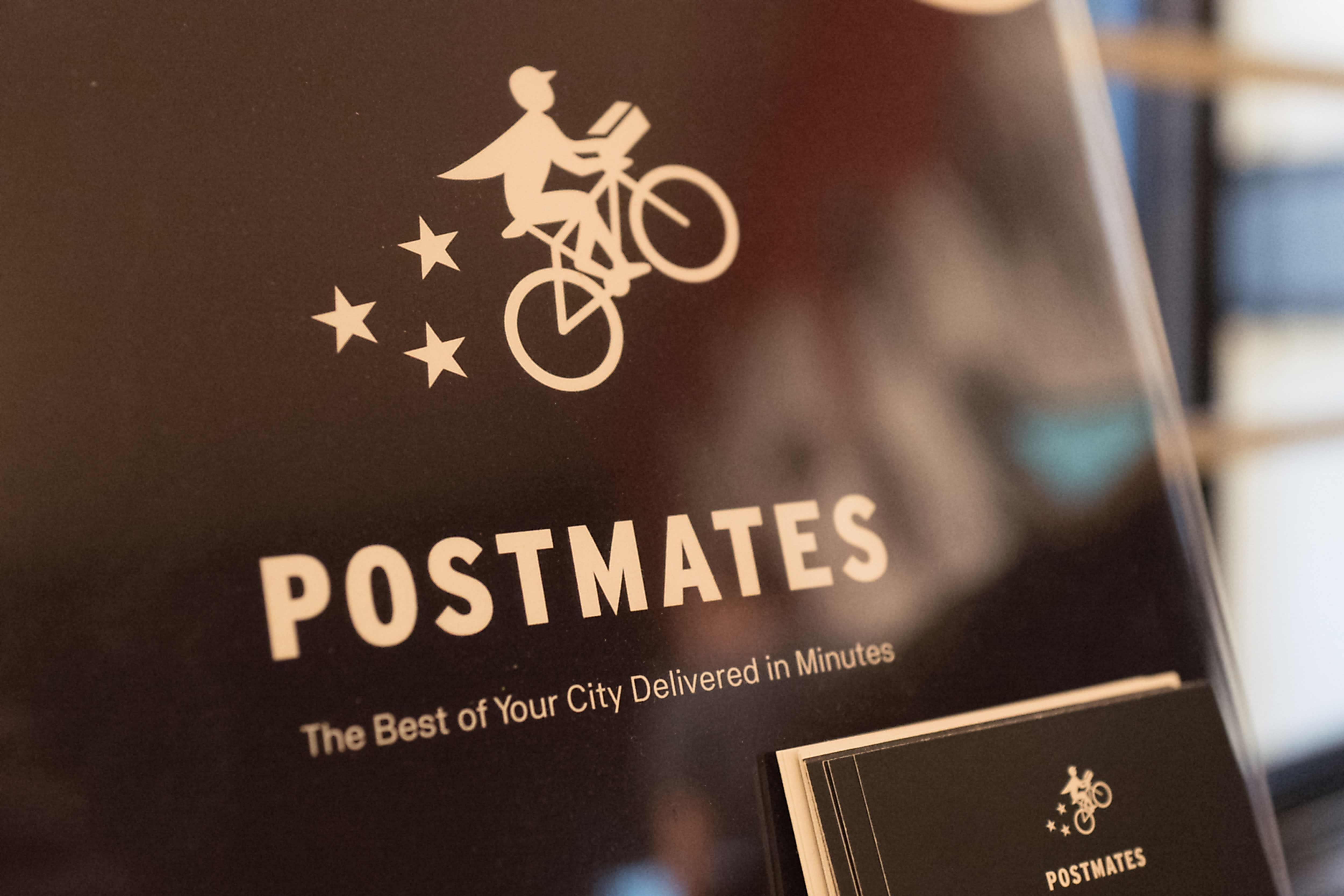 Uber and Postmates reportedly agree on a $2.65 billion all-stock deal - CNBC