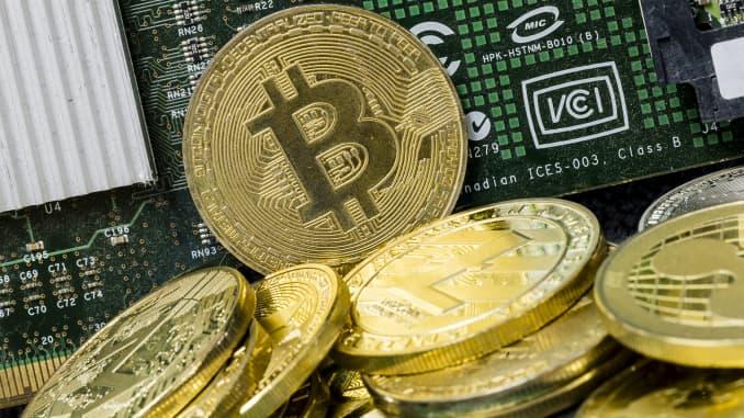 bitcoin into cash
