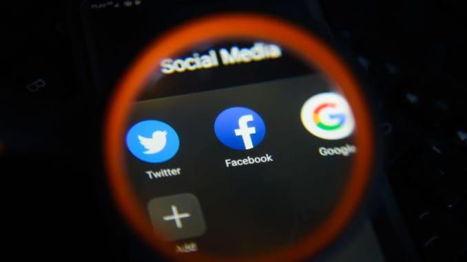 GP: social media facebook