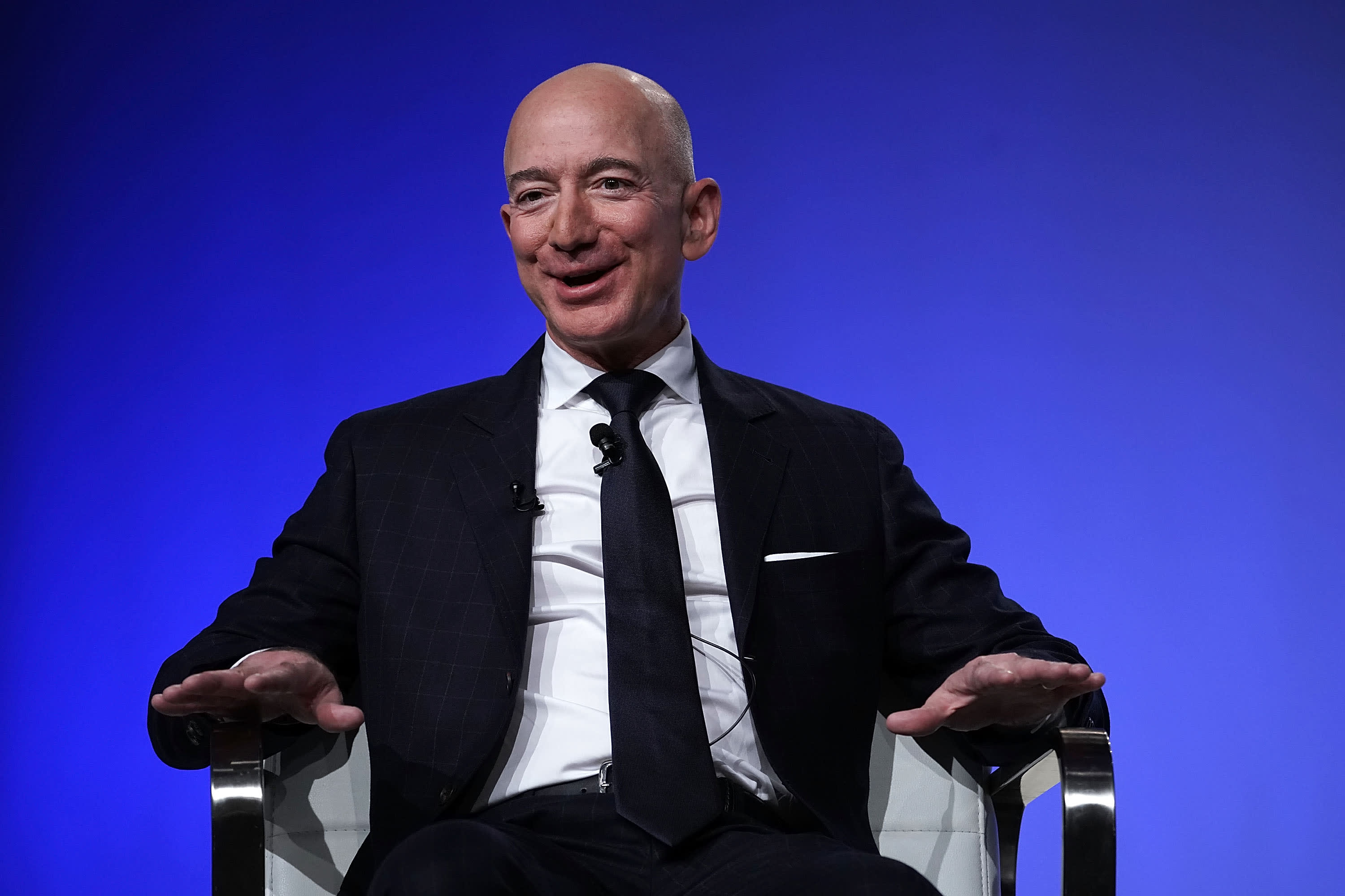Jeff Bezos: This is the one Amazon leadership principle that 'surprises people' the most
