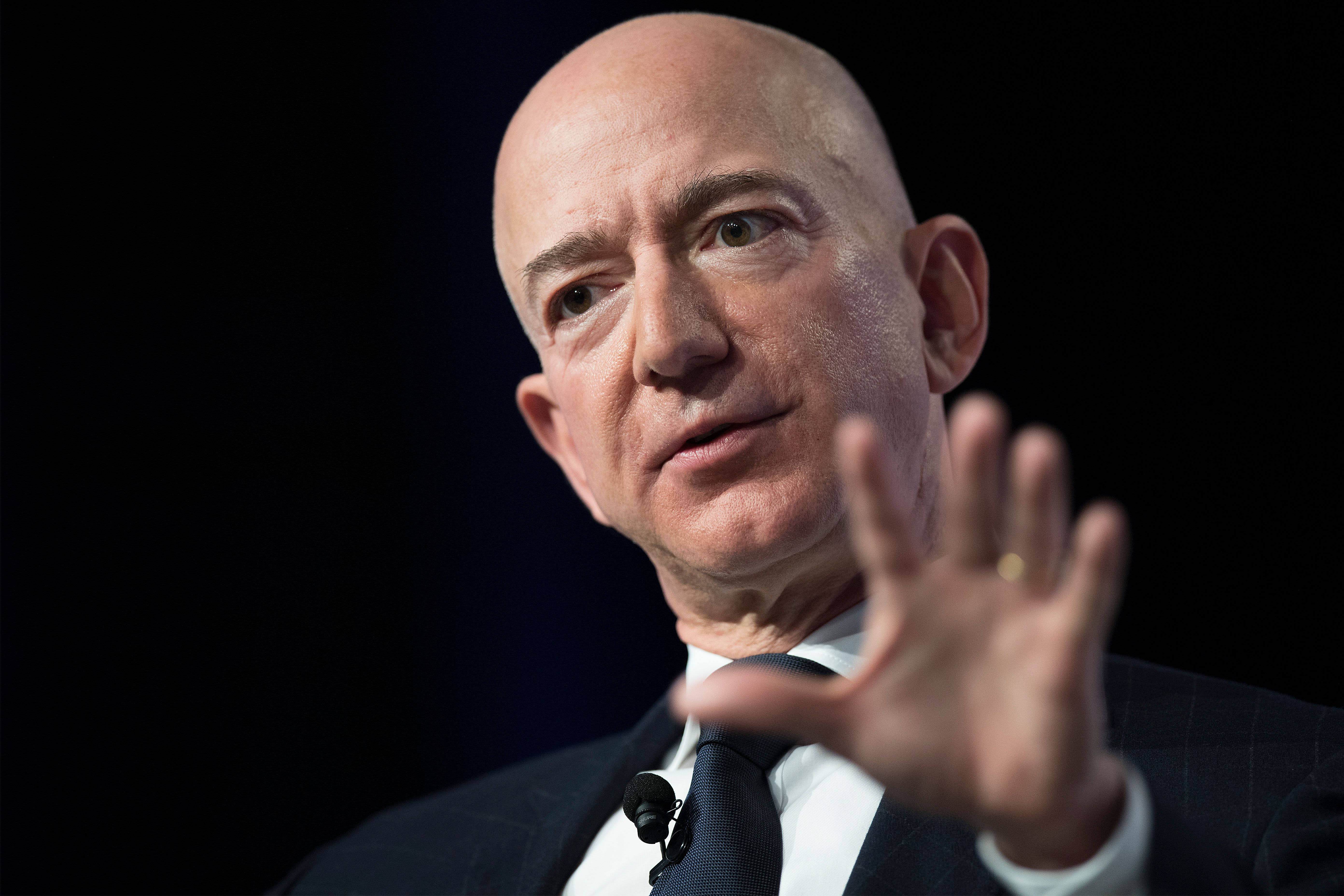 CEOs from Amazon, IBM, Salesforce and more ask Congress to pass a consumer data privacy law