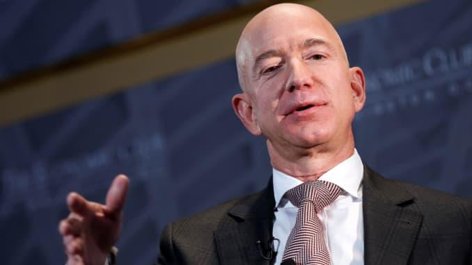 RT: Jeff BezosEconomic Club of Washington DC 180913
