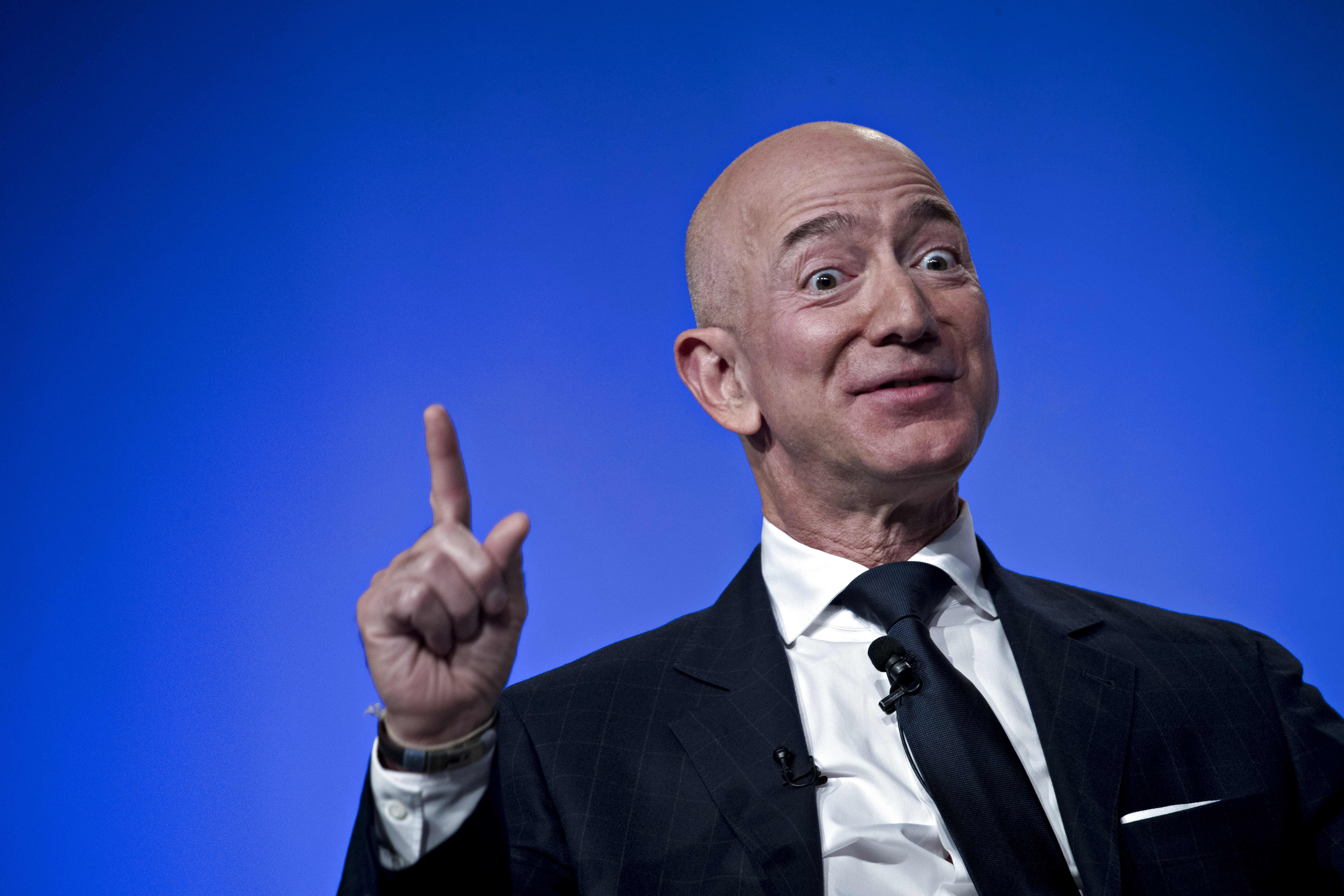 Bezos will 'break up his own company' before regulators do, Atlantic writer who profiled the CEO predicts