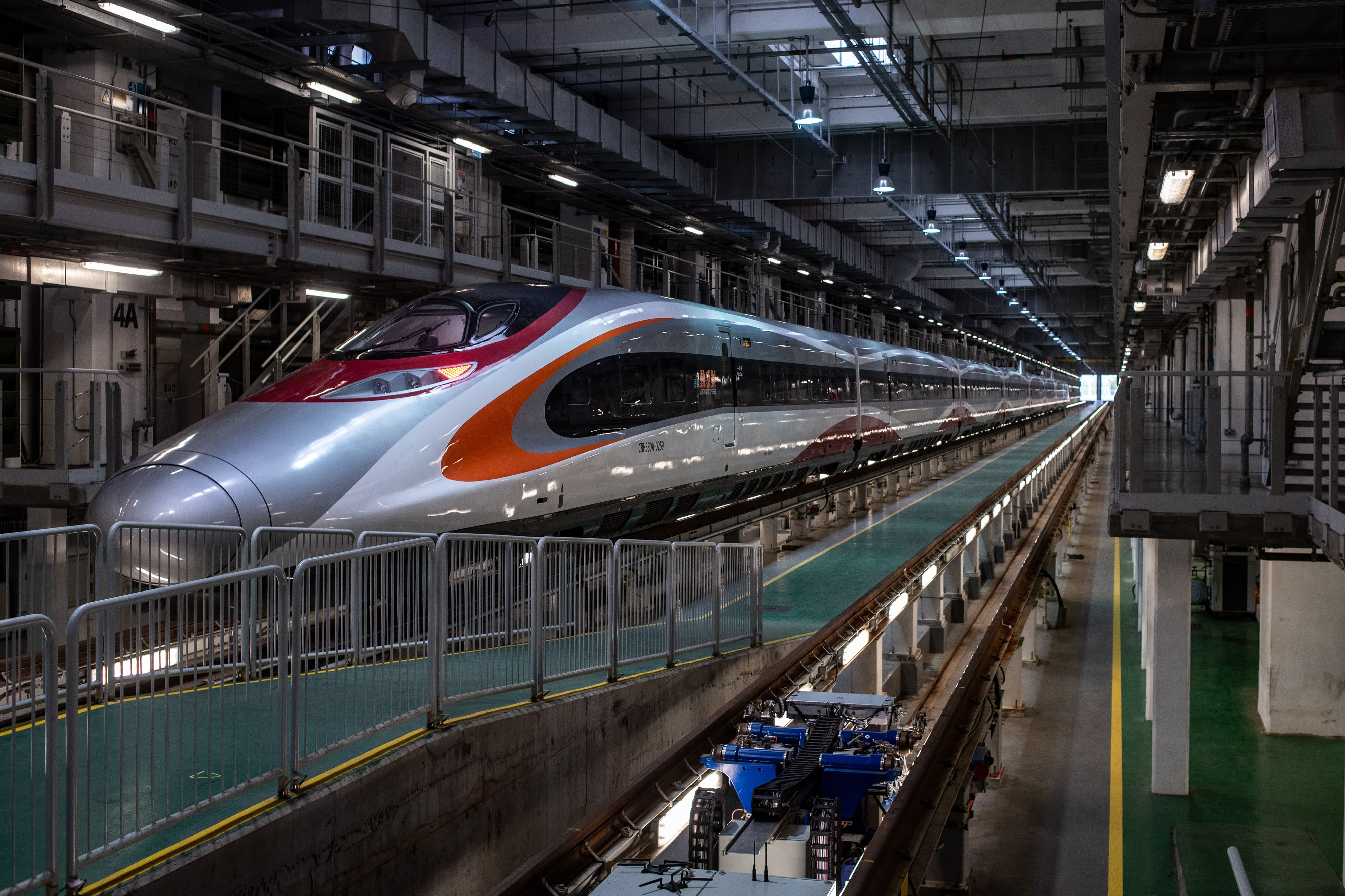High-speed rail: Train to China brings benefits, worries to Hong Kong