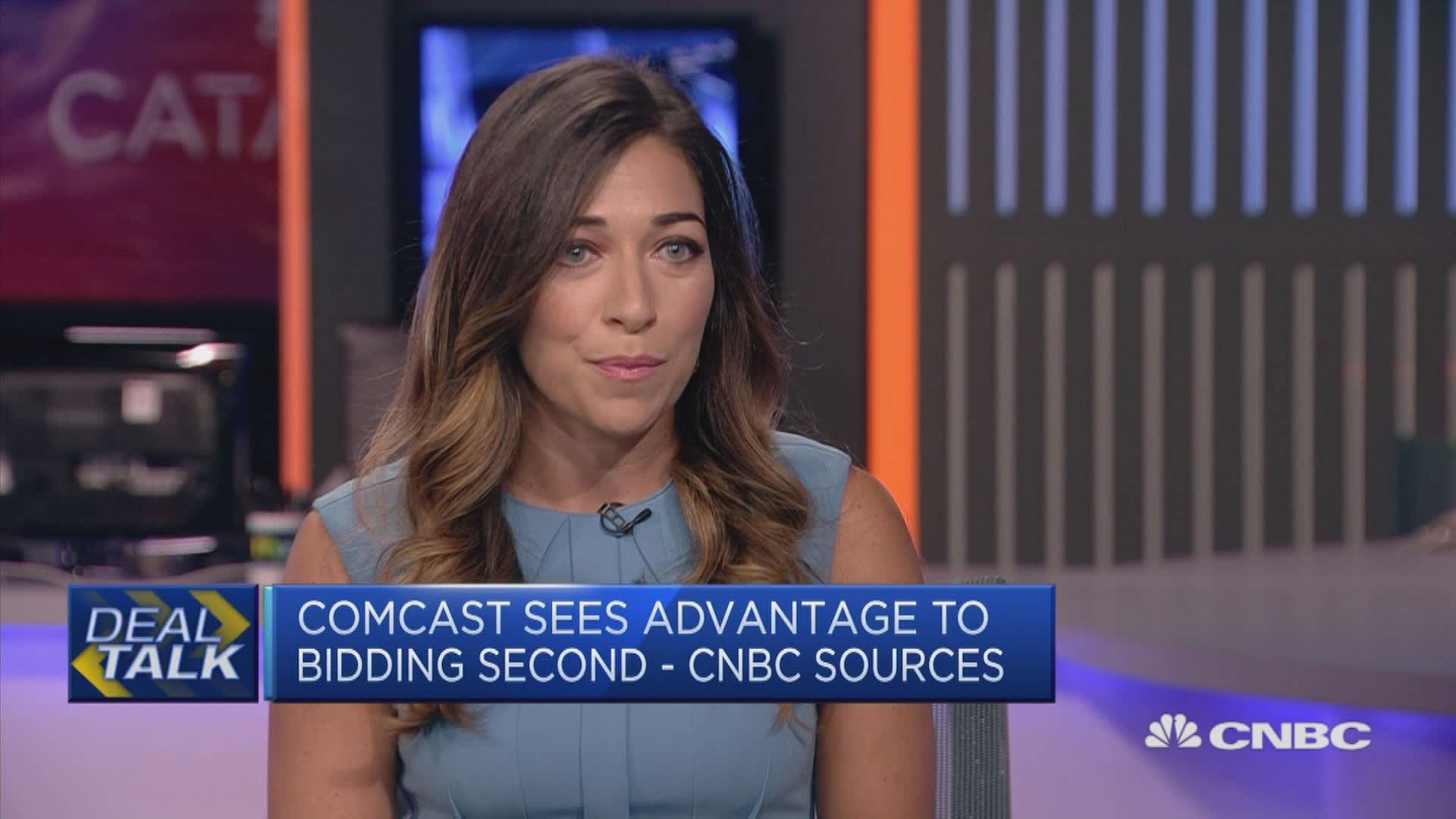 Comcast and Fox's battle for Sky will be decided this weekend