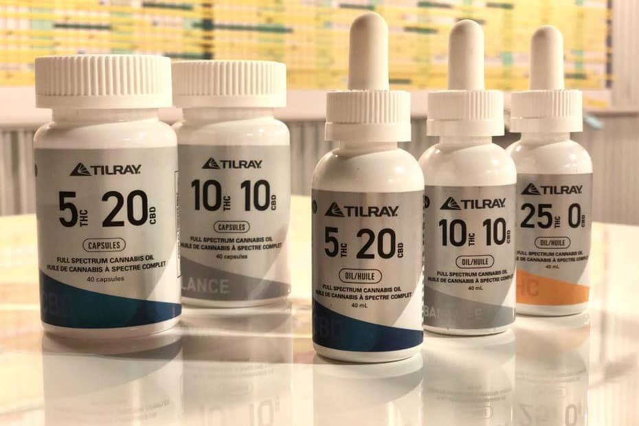 Pot Stock Tilray Tumbles Completely Wiping Out Gains From Last Week S Wild Surge
