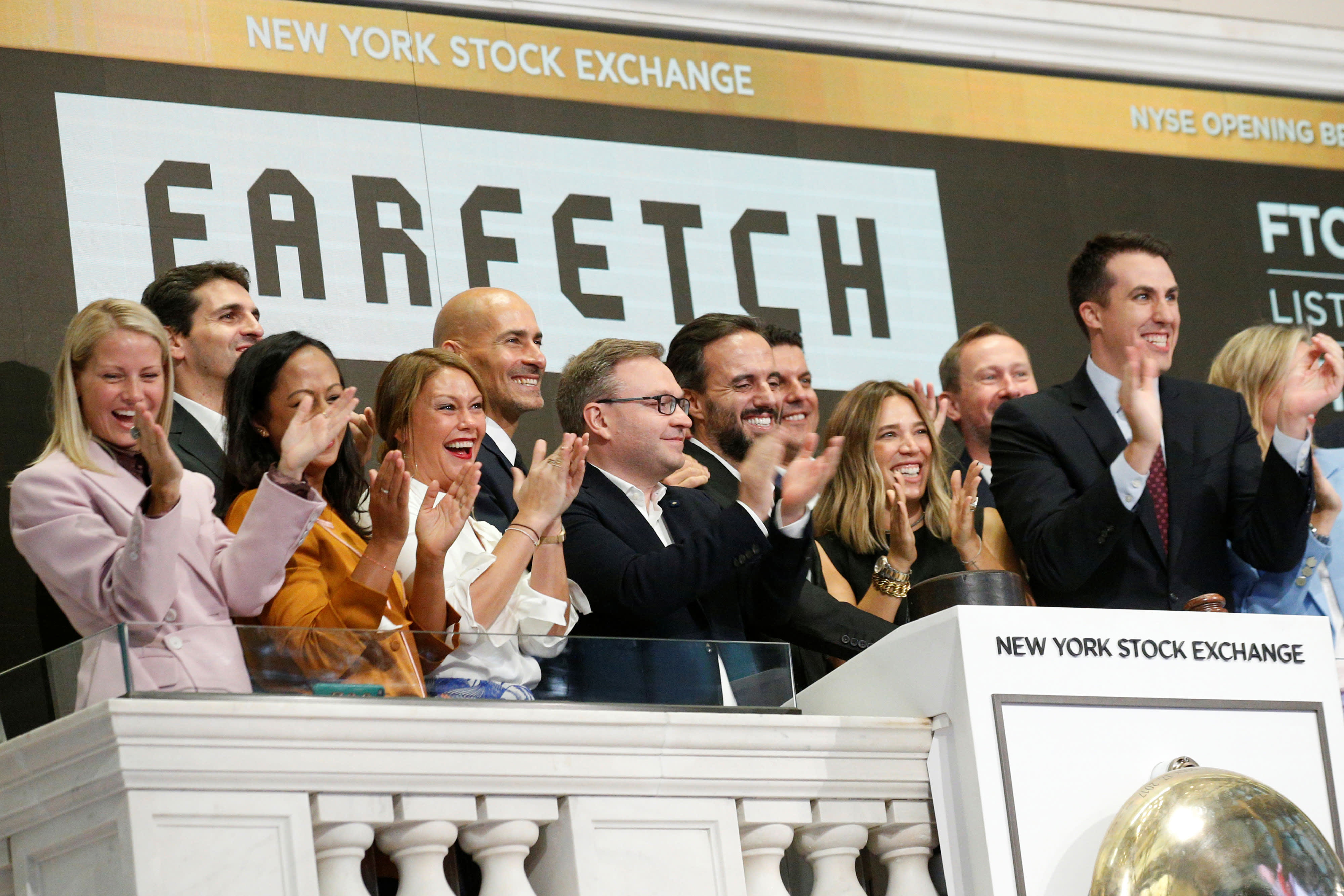 Stocks making the biggest moves after hours: Farfetch, NVIDIA, Applied Materials and more