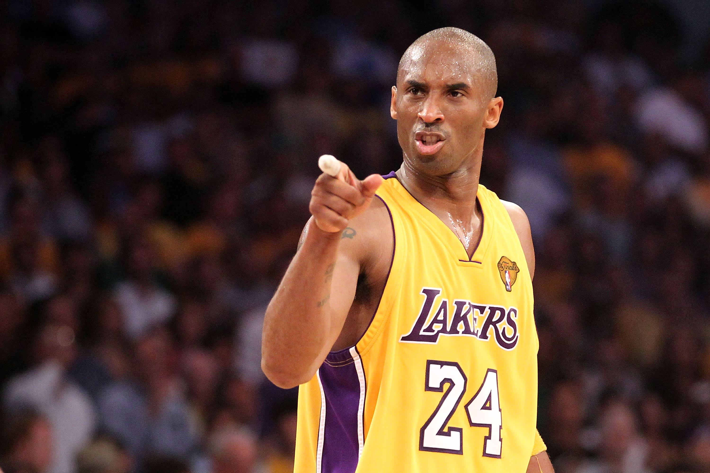 Lakers' trainer says Kobe 'wasn't the most talented guy out there'—here's why he succeeded