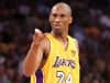 Retired NBA star Kobe Bryant