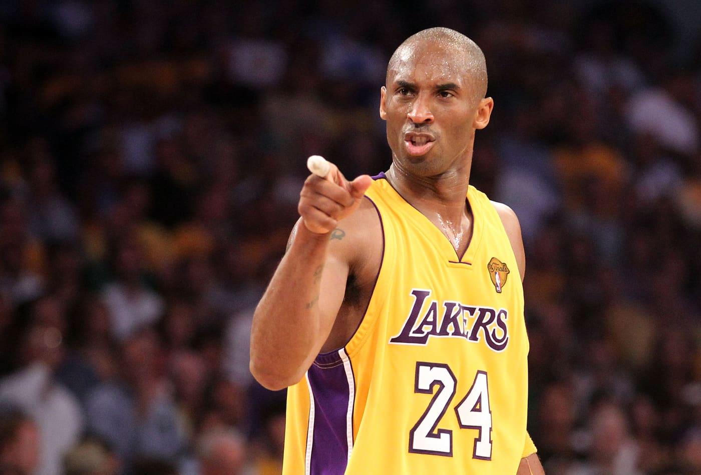 Kobe的眼光有多麼毒辣,看中的球員都成為了超級巨星,真的不服不行!