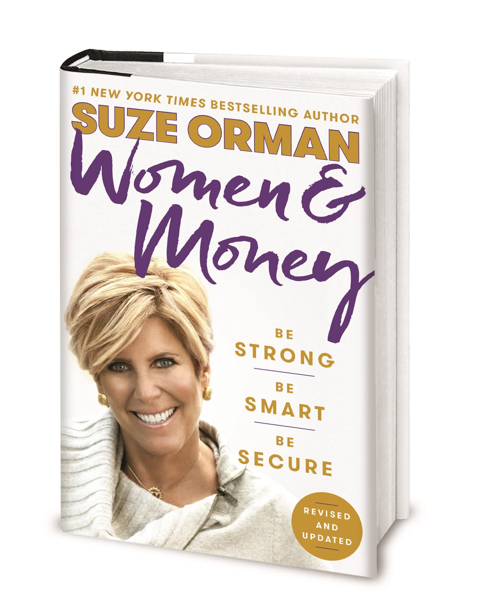 Chart asset: Suze Orman women and money