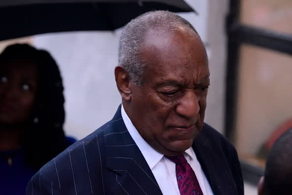 is bill cosby out of jail