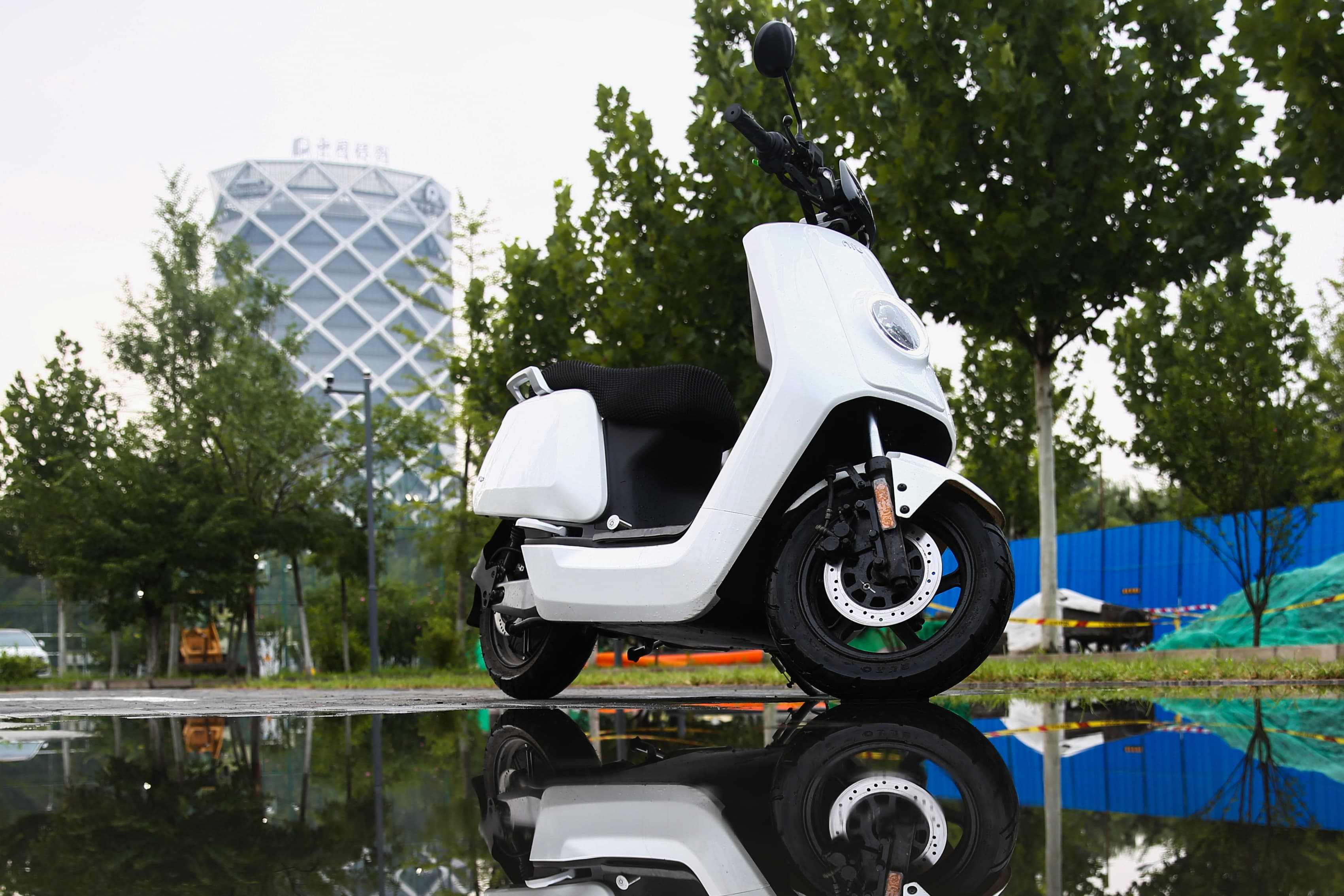 Chinese Scooter Startup Niu Files For Us Ipo