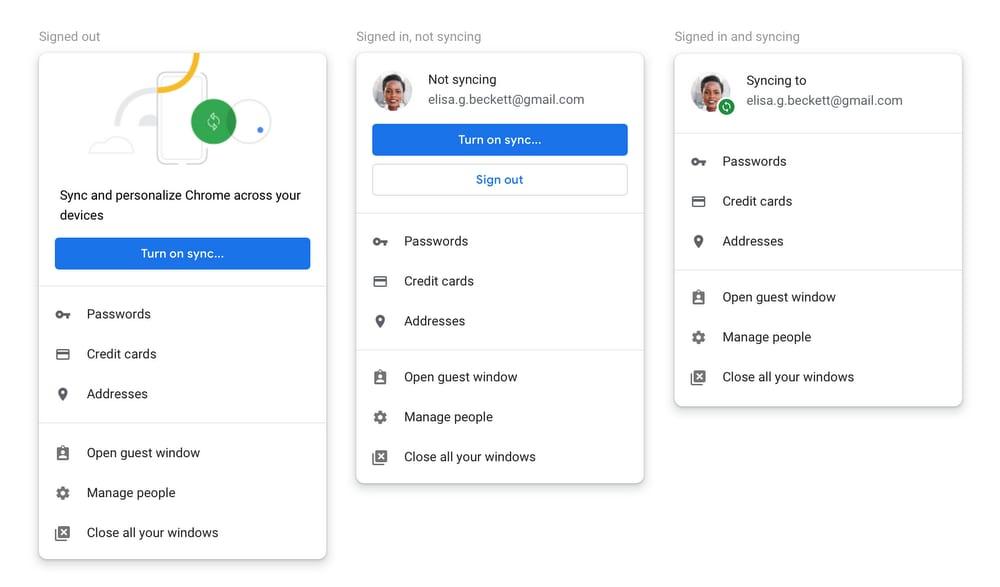 Chrome Update 2