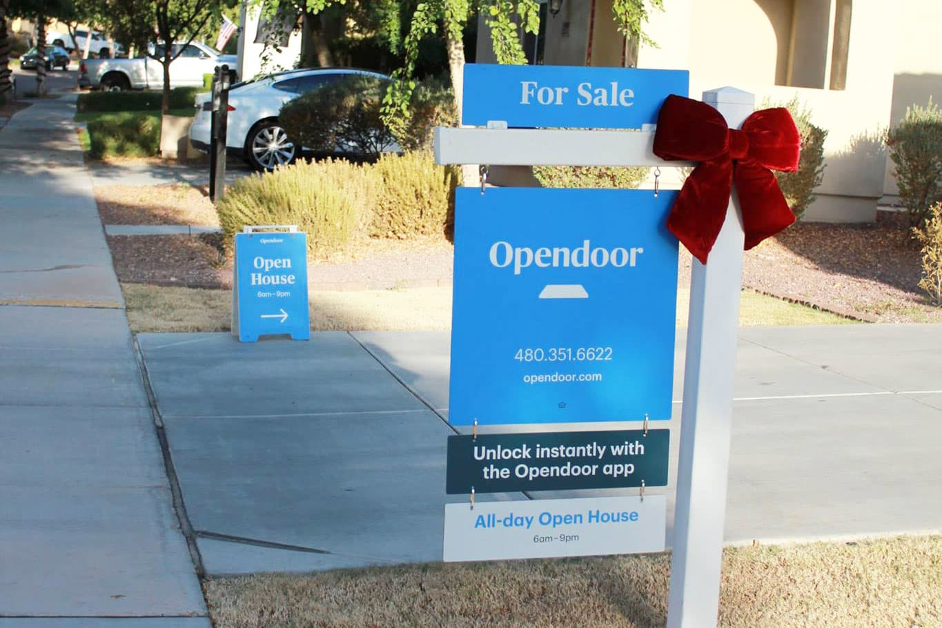 Opendoor, online house-flipper, buys title company OS National in bid to own more of residential real estate market