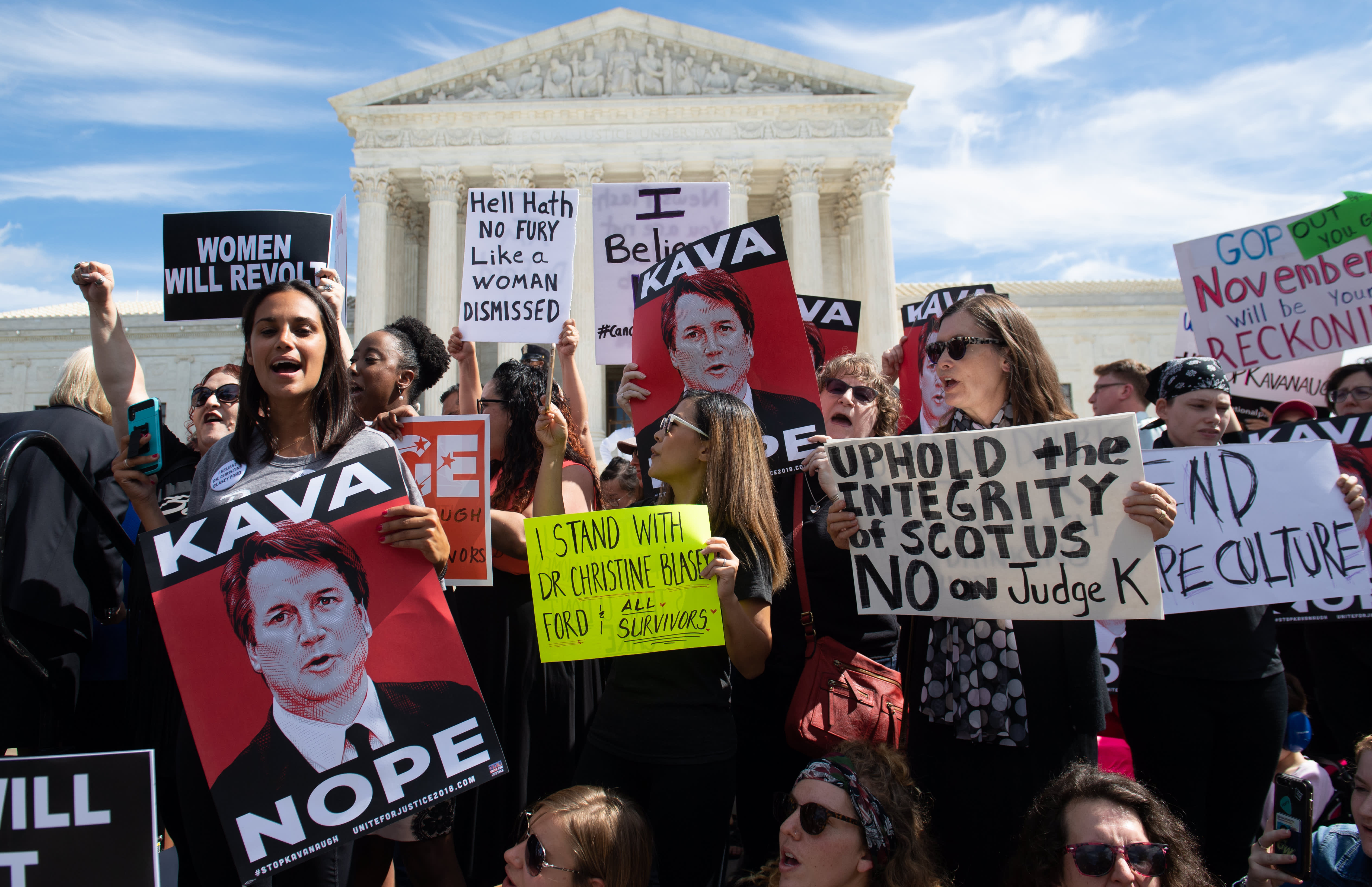 Why Theres Uproar Over Trying To >> Supreme Court To Hear Arguments Amid Uproar Over Brett Kavanaugh