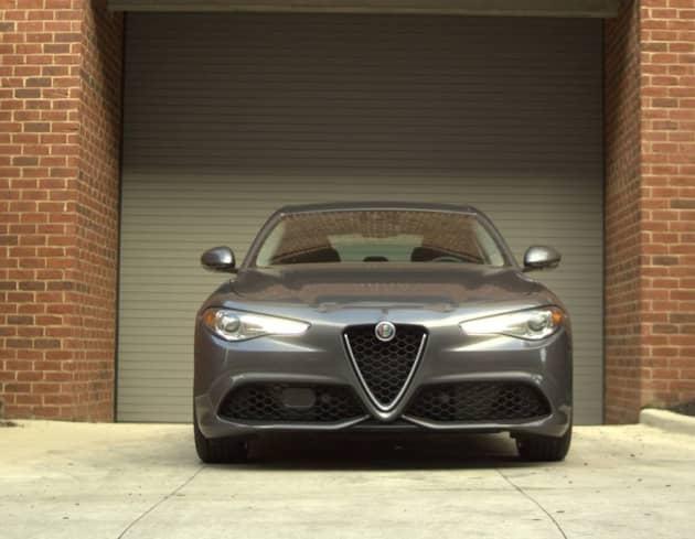 2018 Alfa Romeo Giulia Ti review