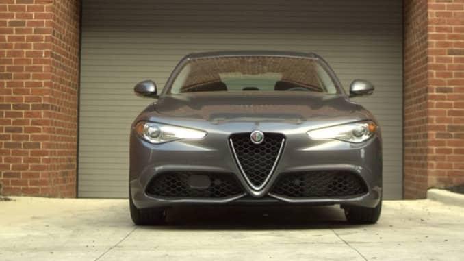Alfa Romeo Giulia Reliability >> 2018 Alfa Romeo Giulia Ti Review